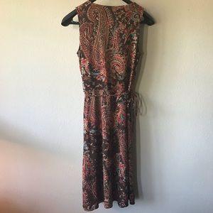 Lauren Ralph Lauren Dresses - Ralph Lauren Paisley Dress